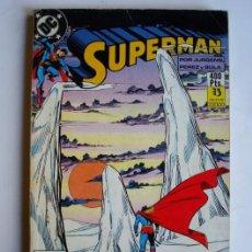 Comics : SUPERMAN VOL. 2 Nº 76 AL 80 TOMO Nº 24 (76, 77, 78, 79, 80) (DE 123) ZINCO (DC). Lote 51396996