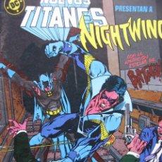 Cómics: NUEVOS TITANES. NIGHTWING. EDICIONES ZINCO. Nº 49. . Lote 62290739