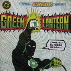 Cómics: GREEN LANTERN. ESPECIAL CRISIS. Nº 24. EDICIONES ZINCO. Nº 24. . Lote 51594861