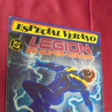 Comics: LEGION DE SUPER-HEROES. Nº 1. ESPECIAL VERANO. EDICIONES ZINCO. . Lote 51811253