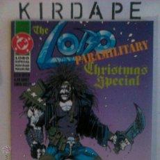 Comics - lobo paramilitary CHRISTMAS especial - 130419410