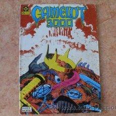 Cómics: CAMELOT 3000 Nº 9,EDICIONES ZINCO,AÑO 1984. Lote 52306411