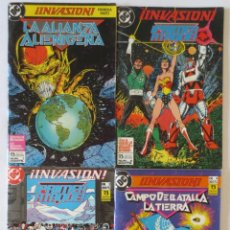 Cómics: INVASION COMPLETA ZINCO. Lote 145174538