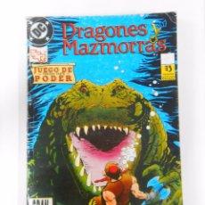 Cómics: DRAGONES Y MAZMORRAS. EDICIONES ZINCO. RETAPADO. NUMEROS 7, 8, 9 Y 10. TDKC12. Lote 52447983