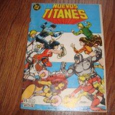 Comics : NUEVOS TITANES N. 39 . EDICIONES ZINCO. Lote 52481178