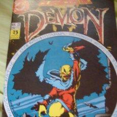 Cómics: CLASICOS DC Nº 23 DEMON. Lote 52506207