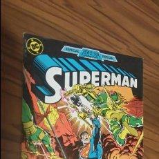 Cómics: SUPERMAN 11. MAR WOLFMAN, JERRY ORDWAY. CAMPEÓN DE APOKOLIPS. BUEN ESTADO. Lote 52545551