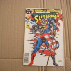 Comics : SUPERMAN Nº 2, ESPECIAL 52 PÁGINAS, 275 PTAS, EDITORIAL ZINCO. Lote 52735938
