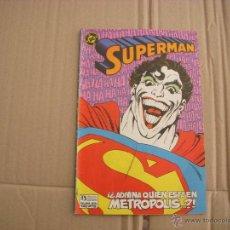 Cómics: SUPERMAN Nº 23, EDITORIAL ZINCO. Lote 52735989