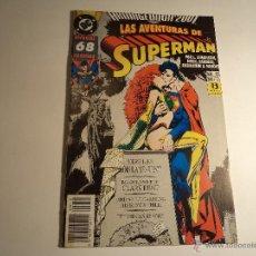 Cómics: ARMAGEDDON. LAS AVENTURAS DE SUPERMAN Nº 10. ZINCO. PROCEDE DE RETAPADO. (A-28). Lote 52778691