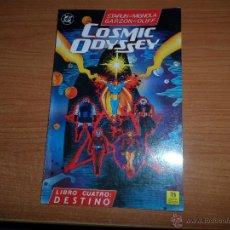 Comics: COSMIC ODYSSEY LIBRO CUATRO: DESTINO, DE STARLIN Y MIGNOLA. Lote 52893856