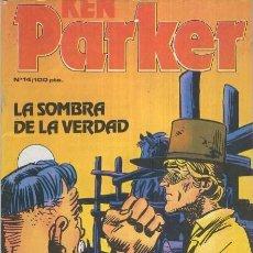 Comics: KEN PARKER Nº 14. Lote 52902869