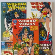 Cómics: WONDER WOMAN COMPLETA ZINCO. Lote 70471382