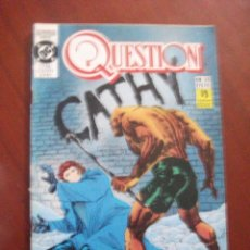 Comics: QUESTION Nº 33 ZINCO C6 . Lote 53051403