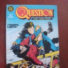 Comics: QUESTION Nº 3 ZINCO C6 . Lote 53051421