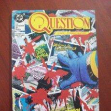 Comics: QUESTION Nº 10 ZINCO C6 . Lote 53051450