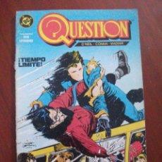 Comics: QUESTION Nº 3 ZINCO C6 . Lote 53051469
