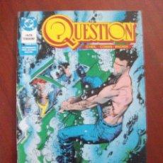 Comics: QUESTION Nº 13 ZINCO C6 . Lote 53051492
