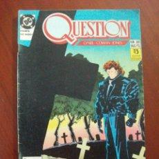 Comics: QUESTION Nº 30 ZINCO C6 . Lote 53051512