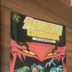 Cómics: LA PATRULLA CONDENADA 2. Lote 53054490