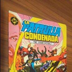 Cómics: LA PATRULLA CONDENADA 1. Lote 53054491