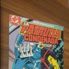 Cómics: LA PATRULLA CONDENADA 11. Lote 53054496