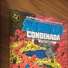 Cómics: LA PATRULLA CONDENADA 6. Lote 53055246