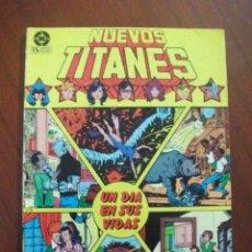 Cómics: NUEVOS TITANES 8 ZINCO C6. Lote 53069283