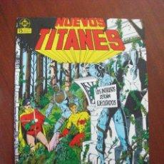 Cómics: NUEVOS TITANES 13 ZINCO C6. Lote 53069386