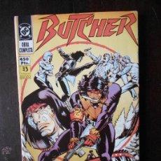 Cómics: BUTCHER COMPLETA (5 NUMEROS RETAPADOS) - DC - ZINCO - LEER DESCRIPCION (D2). Lote 57849087