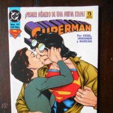Cómics: SUPERMAN Nº 34 - DC - ZINCO (G2). Lote 53099977