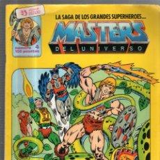 Cómics: MASTER DEL UNIVERSO. Nº 4. EDICIONES ZINCO. EN EL VALLE DE LOS MOSTRUOS. Lote 53230166