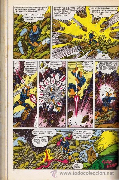 Cómics: NUEVOS TITANES Nos. 31 AL 35 RETAPADO - Foto 4 - 41005094
