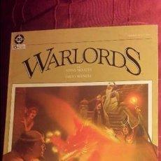 Cómics: WARLORDS - ZINCO - PRESTIGIO. Lote 53253339