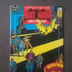 Cómics: COMICS BATMAN N° 7 GOTHIC CAPÍTULO SEGUNDO - ED. ZINCO 1990.. Lote 53279995
