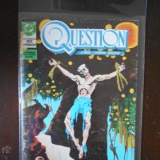 Comics: QUESTION Nº 9 - DC - ZINCO (D1). Lote 53315064