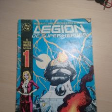 Cómics: COMIC LEGION DE SUPER-HEROES Nº1. Lote 53439923