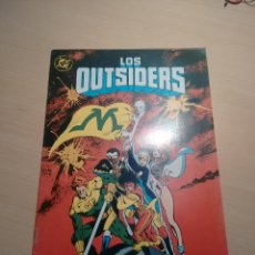 Cómics: COMIC LOS OUTSIDERS Nº25 DE COMICS DC Y EDICIONES ZINCO. Lote 53440068