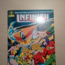 Cómics: COMIC INFINITY INC Nº4 . Lote 53440905