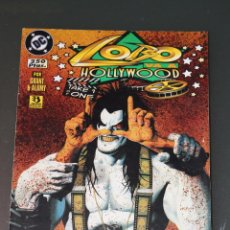 Fumetti: LOBO VA A HOLLYWOOD ZINCO. Lote 188699291
