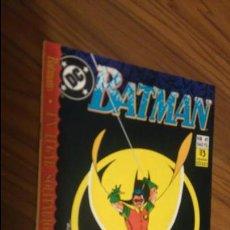 Cómics: BATMAN 41. UN LUGAR SOLITARIO PARA MORIR. BUEN ESTADO. Lote 53490608