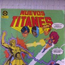 Cómics: NUEVOS TITANES 11, EDITORIAL ZINCO, 1984, GEORGE PEREZ Y MARV WOLFMAN. Lote 53521540