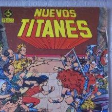 Cómics: NUEVOS TITANES 12, EDITORIAL ZINCO, 1984, GEORGE PEREZ Y MARV WOLFMAN. Lote 53521553