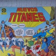 Cómics: NUEVOS TITANES 15, EDITORIAL ZINCO, 1984, GEORGE PEREZ Y MARV WOLFMAN. Lote 53521562