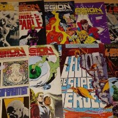 Cómics: LEGION DE SUPER-HEROES 14, 17, 18, 19, 20, 22, 25, 29, 30 - EDICIONES ZINCO. Lote 53541957