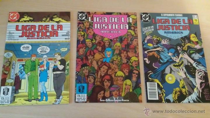 Cómics: Liga de la Justicia Internacional del 16 al 23 y el 26 - Ediciones Zinco - Foto 3 - 53542067