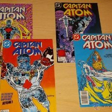 Cómics: CAPITAN ATOM NºS 1, 2, 3, 6 Y 10 - EDICIONES ZINCO. Lote 53543108