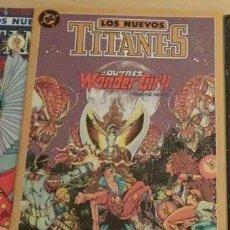 Cómics: LOS NUEVOS TITANES VOL. 2 EDICIONES ZINCO Nº 10 - BUEN ESTADO PERO FALTA POSTER CENTRAL. Lote 53544978