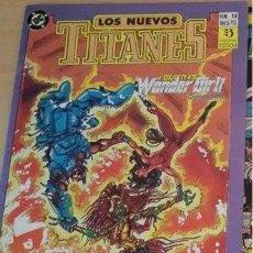 Cómics: LOS NUEVOS TITANES VOL. 2 EDICIONES ZINCO Nº 14 - BUEN ESTADO PERO FALTA POSTER CENTRAL. Lote 53545017