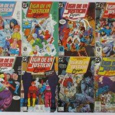 Comics: LIGA DE LA JUSTICIA EUROPA COMPLETA. Lote 53622000